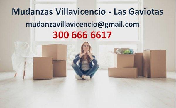 Mudanzas Las Gaviotas Villavicencio
