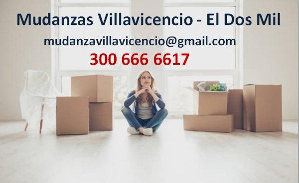 Mudanzas Villavicencio - El Dos Mil
